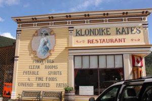 Klondike Kate's Restaurant front