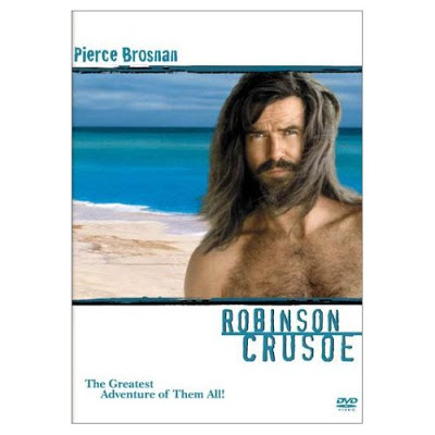Image of the movie cover for Robinson Crusoe
