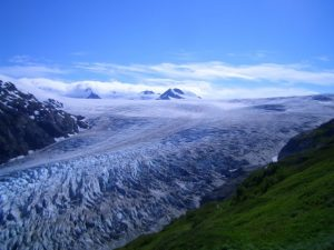 Image of the Harding Icefield