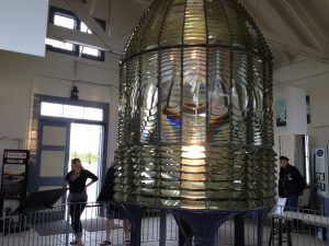 Image of the Fresnel Lens