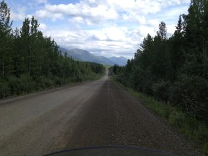 Image of the Dempster Highway