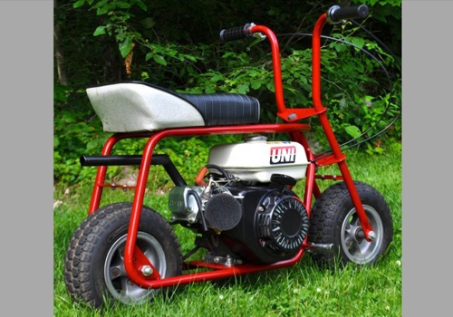 Early 1970s Bobcat Mini-Bike