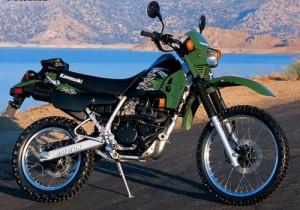 Kawasaki KLR250 2004