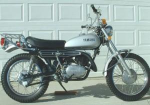 Yamaha 360 1972