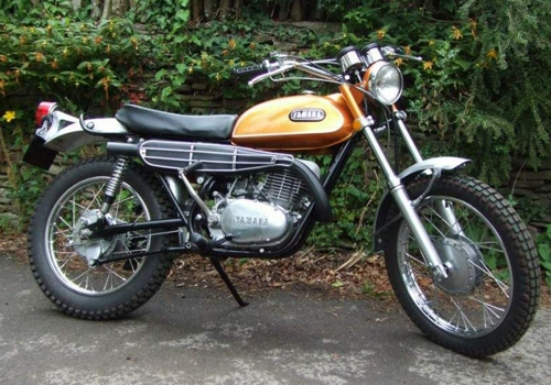 Image of a Yamaha 175