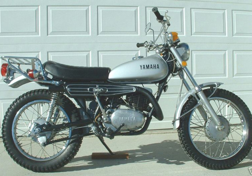 Image of a Yamaha 360