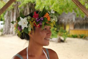 Much to do on Huahine