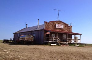 Image of a roadhouse
