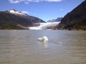 Image of Mendenhall Glacier
