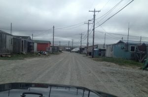 Image of the streets of Teller