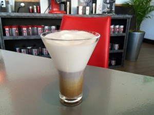 Image of cappucino